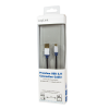 LogiLink - Premium USB 2.0 Connection Cable; USB A Male to Micro B Male; 1;5m