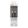 LogiLink - Premium USB 3.0 connection cable; USB A male to Micro-B male; 1m