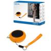 LogiLink SP0016 Hordozható MP3 hangszóró - Narancs