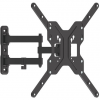 "LogiLink TV wall mount, tilt -15/+15, swivel -90/90, 23–55"", max. 30 kg"