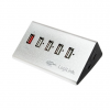 LogiLink USB 2.0 High Speed Hub 4-Port + 1x Fast Charging Port
