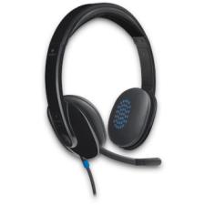 Logitech H540 headset & mikrofon