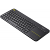 Logitech K400 Plus Touch Wireless HU  (billentyû + touchpad)