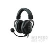 Logitech Kingston HyperX Cloud II Dolby 7.1 Gaming Headset, szürke