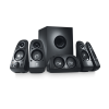 Logitech Z506 Surround Sound 5.1 hangszóró Black
