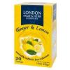 London Citrom-Gyömbértea 20 filter
