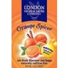 London Fruit and Herb Company London filteres fűszeres narancs tea