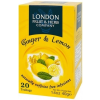 London Fruit and Herb London Fruit&Herb filteres citrom-gyömbér tea 20db