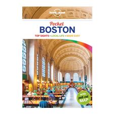 Lonely Planet Global Limited Lonely Planet Pocket Boston idegen nyelvű könyv