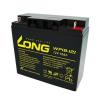 Long zselés akkumulátor 12V 18Ah