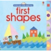 Look & Say First Shapes by Felicity Brooks and Jo Litchfield