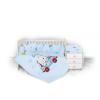 Lorelli ágyneműgarnitúra Trend kombi ágyhoz - Bear&Car Blue