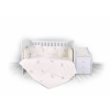 Lorelli ágyneműgarnitúra Trend kombi ágyhoz - Happy Hippo Beige