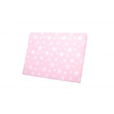Lorelli Air comfort légáteresztő párna - Pink Stars (csillagos) lakástextília