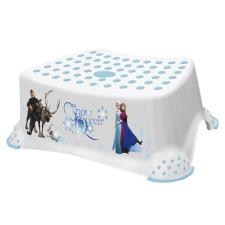 Lorelli Disney mintás fellépő - Jégvarázs / fehér fürdőszoba kiegészítő