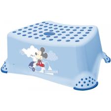 Lorelli Disney mintás fellépő - Mickey egér / kék fürdőszoba kiegészítő