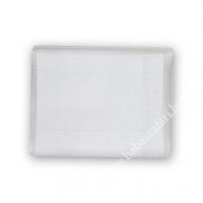 Lorelli muszlin pelenka 90x90cm - fehér mosható pelenka