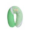 Lorelli Szoptatós párna - Little Ducks green/ Kiskacsás zöld