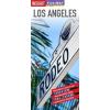 Los Angeles laminált térkép - Insight