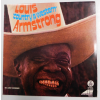 Louis Armstrong: Country and Western LP (NM/NM) JUG
