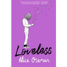 Loveless – Alice Oseman idegen nyelvű könyv