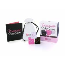 LOVERSPREMIUM Romantic - szex dobókocka szett (3 részes) erotikus ajándék