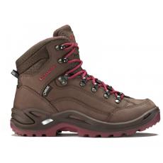 Lowa Női cipő Lowa Renegade GTX Mid Ws Szín: barna / Cipőméret (EU): 38