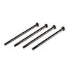 LRP Electronic 3x48.5mm čepy ramen (4 ks.) - S10 Blast 2