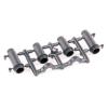 LRP Electronic Tělo tlumičů, 4ks. - S10 Twister - 1/10 2WD Buggy