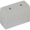 Lumen Véglezáró kupak kábeles csatlakozóelemmel ellátott 10mm LED szalaghoz , vízmentes , IP67 , LUM30-02 Lumen