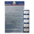 Luna PVC füzetborító füzetcímkével A/5-ös méretben 5db-os csomag