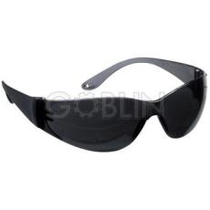 Lux Optical® Pokelux védõszemüveg, sötétszürke polikarbonát lencse erõs napsütés ellen