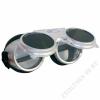 Lux Optical® REVALUX felcsapható hegesztőszemüveg, fém