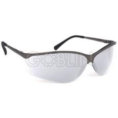 Lux Optical® Titalux védõszemüveg, titánötvözetû, tartós fém szár, karc- és páramentes színtelen...