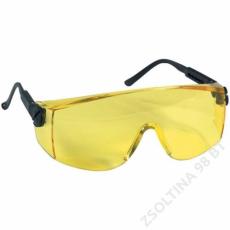 Lux Optical® VRILUX sárga karcmentes szemüveg