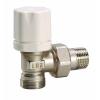 Luxor radiátorszelep termosztát opcióval 1/2˝ (24x19), sarok RS2512