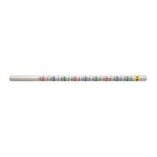Lyra Grafitceruza LYRA Fancy HB háromszögletű szorzótáblás 100 db/doboz ceruza