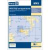 M49: West Sicily and Egadi Islands Chart - Imray