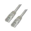 M-CAB CAT5E-U/UTP-PVC-5.00M-GRY