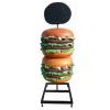 MA-CR-25 dupla hamburger