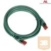 MACLEAN Maclean MCTV-303G Patchcord UTP cat6 Cable plug-plug 3m green