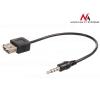 MACLEAN Maclean MCTV-693 Adapter jack to plug USB