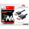 MACLEAN Maclean MCTV-702 2m HDMI-HDMI SLIM v1.4 High Quality Cable 3d GOLD