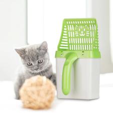 Macskaalom lapát macskafelszerelés