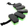 Mad Wave Belt For Training Fekete/zöld
