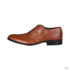 Made In Italia készült Italia férfi alkalami cipő ISAIE_CUOIO