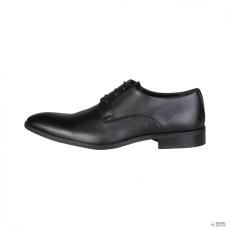 Made In Italia készült Italia férfi alkalami cipő virágENT_fekete