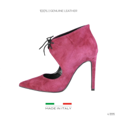 Made In Italia készült Italia női boka csizma cipő ROSSANA_BORDO