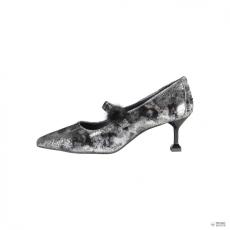 Made In Italia készült Italia női körömcipő & Heels CAROLINA_V_fekete