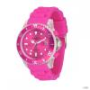 Madison New York Candy idő by Madison N.Y. óra Unisex U4399-05-1 rózsaszín Flash